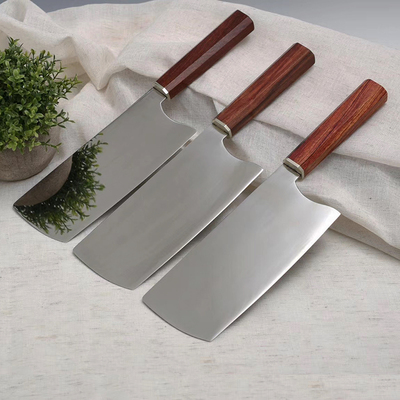 440C stainless steel mirror light slicing knife kitchen knife