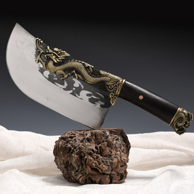 Bone chopper green dragon kitchen knife